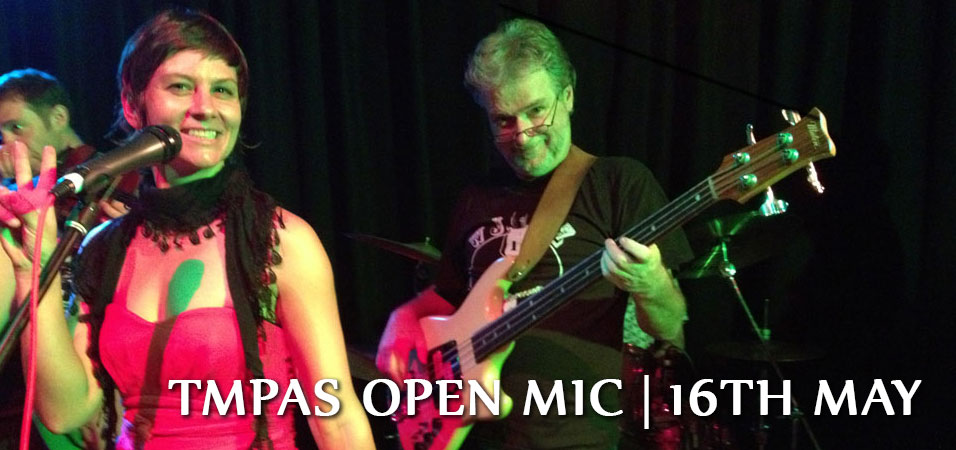 TMPAS Open Mic Night