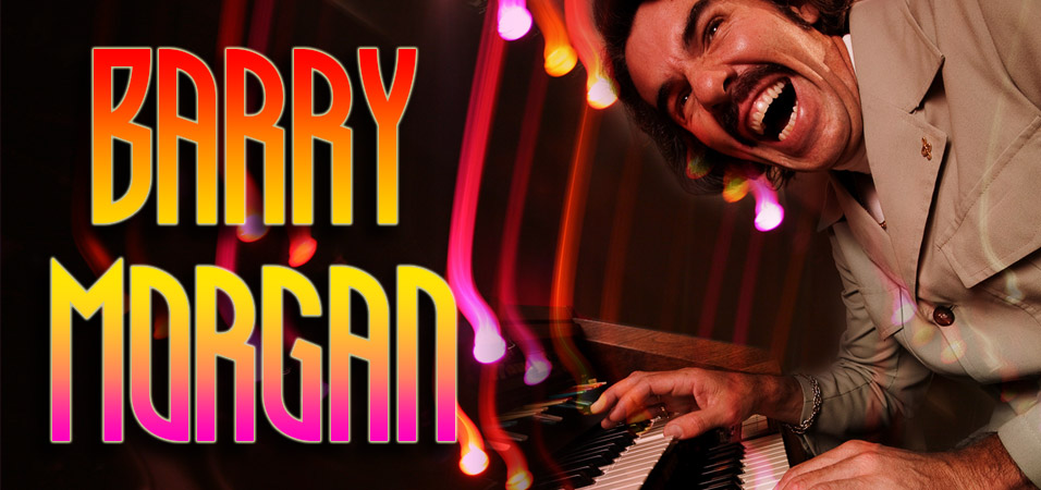 Barry Morgan world of organs header