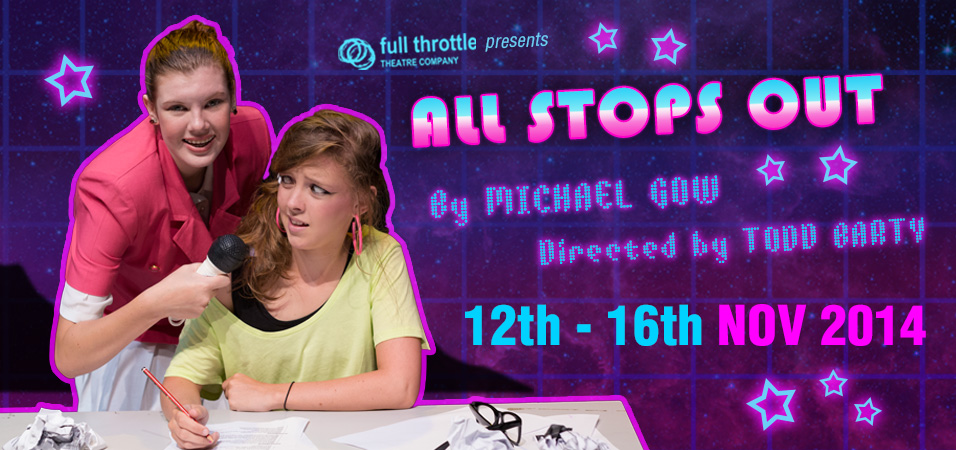 All Stops Out banner