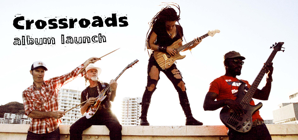 Crossroads album launch