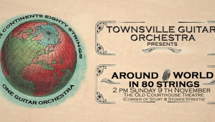 Townsville Guitar Orchestra Banner