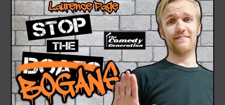 Stop the Bogans header