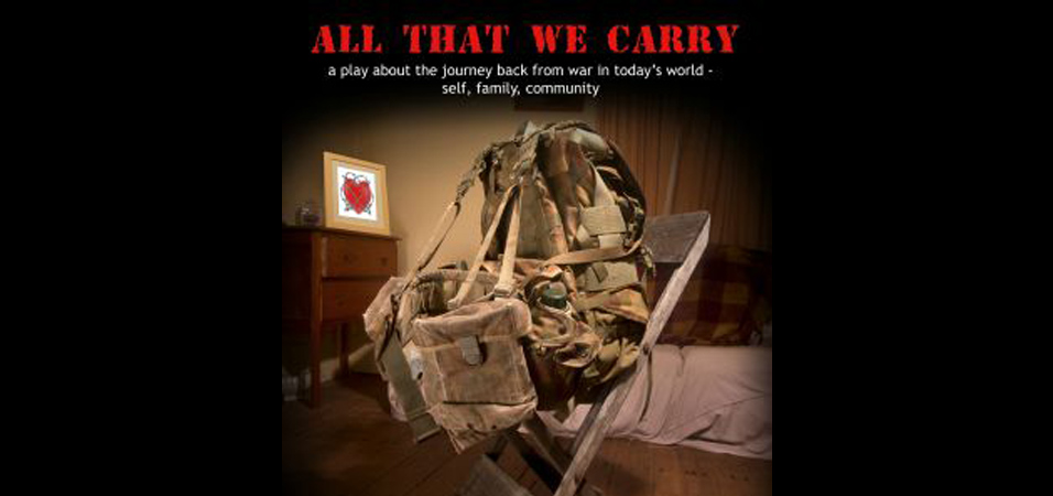 All That We Carry