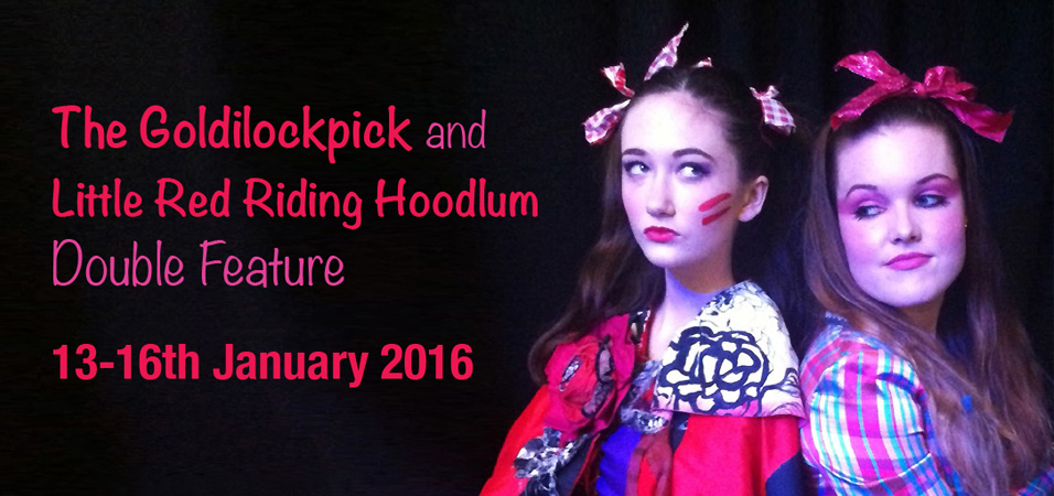 The Goldilockpick and Little Red Riding Hoodlum Double Feature