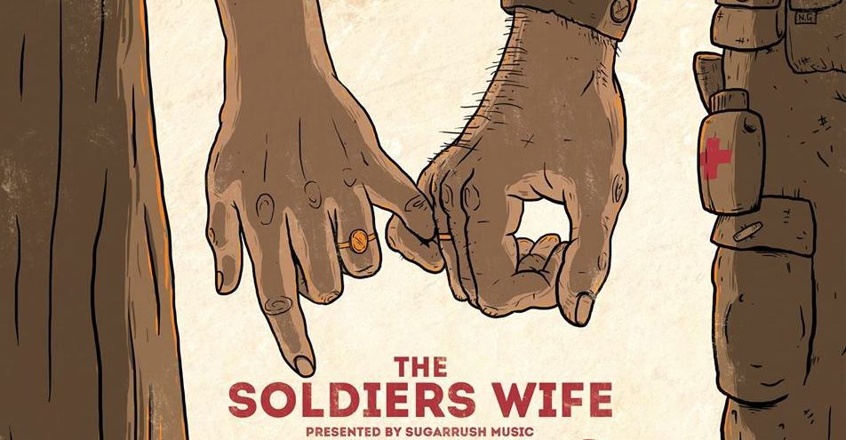 Soldiers Wife banner