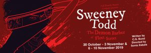 Sweeny Todd - The Demon Barber of Fleet Street