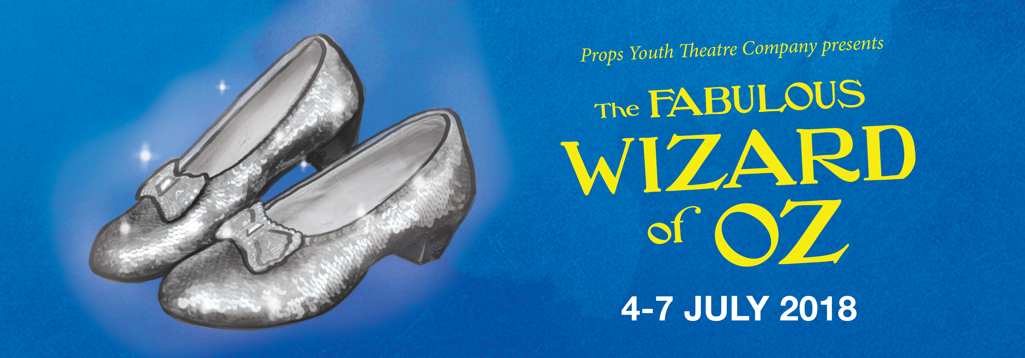 Full Throttle Theatre Company presents: The Fabulous Wizard of Oz - 4-7 July 2018